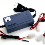 Tenergy Smart Universal Charger for NiMH/NiCD Battery Packs: 7.2v – 12v