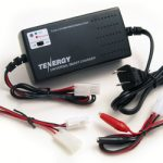 Tenergy Smart Universal Charger for NiMH/NiCD Battery Packs: 6v – 12v