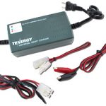 Tenergy Smart Universal Charger for NiMH/NiCD Battery Packs: 12v-24v