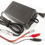 Tenergy Intelligent 2A Charger for 55.5 V 15S Li-ion / Li-Polymer Battery Pack