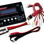 NEW! Tenergy TB6B 50W Balancing Charger for NiMH/NiCD/Li-PO/Li-Fe/SLA