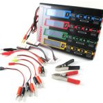 Tenergy TB6x4 Intelligent Four-Channel Balance Charger