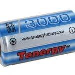 Tenergy Propel Sub C 3000mAh NiMH Flat Top Rechargeable Battery
