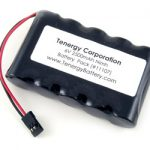 AT: Tenergy 6V 2500mAh NiMH Battery Packs w/ Hitec Connector for RC Aircrafts