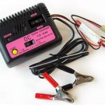 12V DC Quick Charger for 7.2V/8.4V Ni-Cd Rechargeable Battery Pack