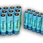 Combo: 24pcs Tenergy NiMH Rechargeable Batteries (12AA/12AAA)