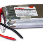 14.8 volt 850mAh 25C Li-Poly Lipo Battery Pack