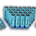 Combo: 36pcs Tenergy NiMH Rechargeable Batteries (24AA/12AAA)