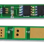 Protection Circuit Module (PCB) for 3.7V Li-Polymer Battery (14A cut-off)