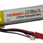 30536-Tenergy-3.7V-500mAh-15C-Li-Polymer-Rechargeable-Battery-1x250