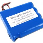 AT: Tenergy Li-Ion 18650 7.4V 4400mAh Side-by-Side Rechargeable Battery Module w/ Built in Charging Board