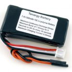 7.4V 500mAh 10C Li-Poly Lipo Battery Pack #SC 31102