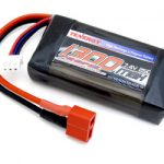 7.4 volt 1300mAh 25C Li-Poly Lipo Battery Pack with Deans Connector– Limited Quantity