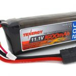 Tenergy 11.1V 1600mAh 20C LIPO Battery Pack w/ Traxxas Connector