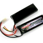 Tenergy LiFePO4 9.6V 1200mAh 15C Nunchuck Airsoft Battery Pack