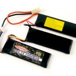 Tenergy LIPO 11.1V 1600mAh 20C Nunchuck Airsoft Battery Pack