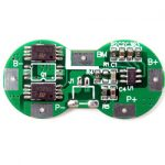 Protection Circuit Module (PCB) for 7.2V Li-ion 18650 / 18500 Battery Packs 7A Working (12A cut-off)
