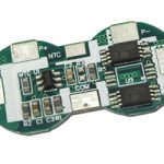 Protection Circuit Module (PCB) for 7.2V Li-ion 18650 / 18500 Battery Packs 3.5A Working (5A cut-off)