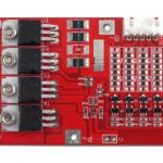 Protection Circuit Module for 4 Cells LiFePO4 Battery Pack (20A/33A)