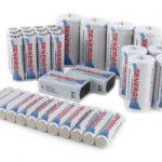 Combo: 34pcs Tenergy Premium NiMH Rechargeable Batteries (12AA/12AAA/4C/4D/2 9V)