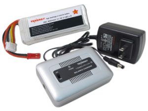 39165-Balance-Charger-and-11.1-volt-900mAh-25C-Li-Poly-Lipo-Battery-Pack-1x250