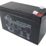 12V 7.2AH (LP12-7.0) Maintenance-free Sealed Lead Acid(SLA) Battery
