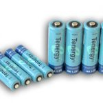 Combo: 8pcs Tenergy NiMH Rechargeable Batteries (4AA/4AAA)
