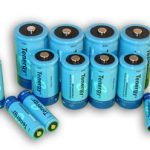 Combo: 24pcs Tenergy NiMH Rechargeable Batteries (8AA/8AAA/4C/4D)