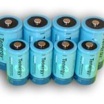Combo: 8pcs Tenergy NiMH Rechargeable Batteries (4C/4D)