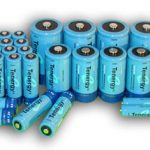 Combo: 44pcs Tenergy NiMH Rechargeable Batteries (24AA/12AAA/4C/4D)