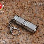 ITP A1 EOS Stainless Steel Body Mini Flashlight