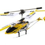 Syma 3 Channel S107 Mini Indoor Metal Body Frame Helicopter *See Video Inside*