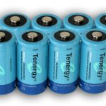 Combo: 8pcs Tenergy D 10000mAh NiMH Rechargeable Batteries