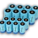 Combo: 16pcs Tenergy NiMH Rechargeable Batteries (8C/8D)
