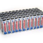 Combo: 60pcs Tenergy Premium AAA 1000mAh NiMH Rechargeable Batteries