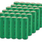Combo: 36pcs Tenergy 4/3A 17670 3800mAh NiMH Rechargeable Batteries