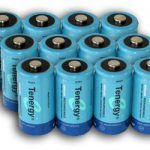 Combo: 12pcs Tenergy D 10000mAh NiMH Rechargeable Batteries