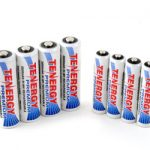 Combo: 8pcs Tenergy Premium NiMH Rechargeable Batteries (4AA/4AAA)