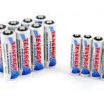 Combo: 12pcs Tenergy Premium NiMH Rechargeable Batteries (8AA/4AAA)