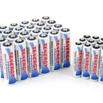 Combo: 36pcs Tenergy Premium NiMH Rechargeable Batteries (24AA/12AAA)