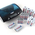 Combo: Tenergy T9688 Universal LCD Battery Charger + 26 Premium NiMH Rechargeable Batteries (8AA/8AAA/4C/4D/2 9V)