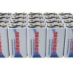 20pcs Tenergy Premium 9V 200mAh NiMH Rechargeable Batteries