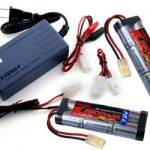 Combo: Universal Smart Charger + Two Tenergy 7.2V 3800mAh Battery Packs