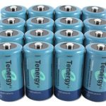Combo: 16pcs Tenergy D 10000mAh NiMH Rechargeable Batteries