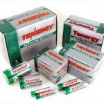 Combo: Tenergy Alkaline Batteries (24AA/24AAA/12C/12D)