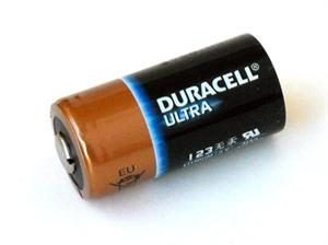 Duracell-CR123A