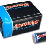 1 Box: 12pcs Tenergy C Size (R14) Heavy Duty Carbon Zinc Batteries(12×40306)