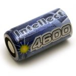 Intellect Sub C 4600mAh NiMH Flat Top Rechargeable Battery — (Clearance)
