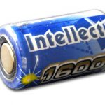 Intellect 2/3A 1600mAh NiMH Rechargeable Battery