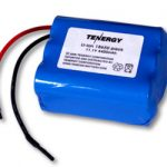 AT: Tenergy Li-Ion 18650 11.1V 4400mAh Rechargeable Battery Pack w/ PCB Protection